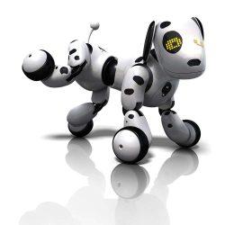 perro interactivo zoomer dalmata
