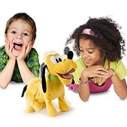 funny pluto peluche disney imc toys
